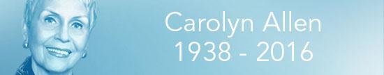 Carolyn Allen
