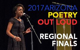 Poetry Out Loud Regional Finals