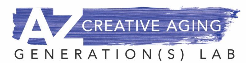 AZ Creative Aging Generations Lab