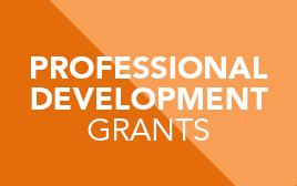 Professional Development Grants