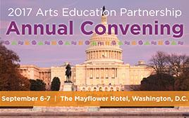 2017 Arts Ed Partnership Annual Convening