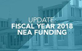 NEA Funding Update