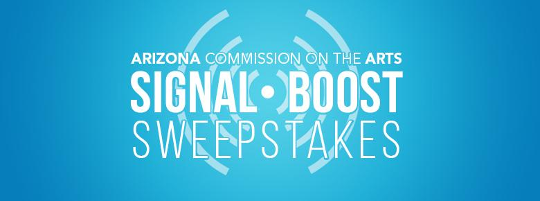 Signal Boost Sweepstakes