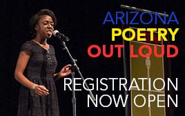Register now for Poetry Out Loud
