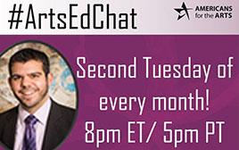 Arts Ed Chat