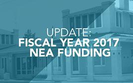 NEA Budget Update