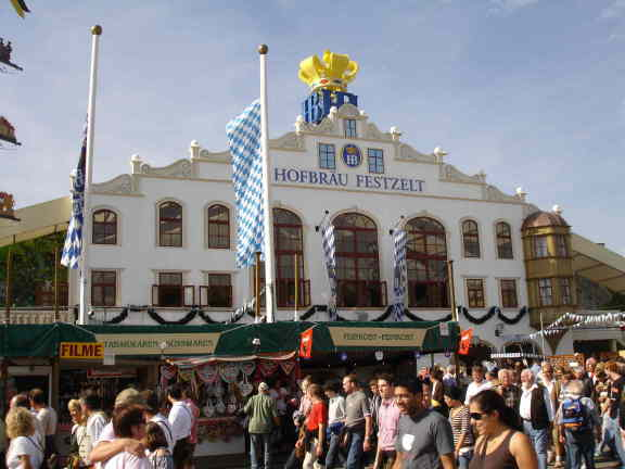 In a little more than a week my family and I will be at the Augustiner tent and the world famous Hofbrau Festzelt. If you are in Munch reach out to me. : hb tent oktoberfest - memphite.com