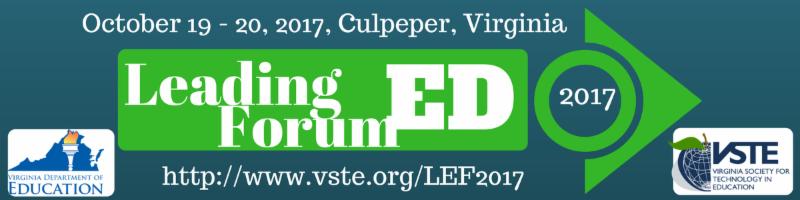 Leading Ed 2017 logo