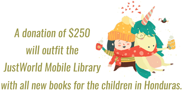 Click to see how important our Mobile Library is to the children of Honduras_
