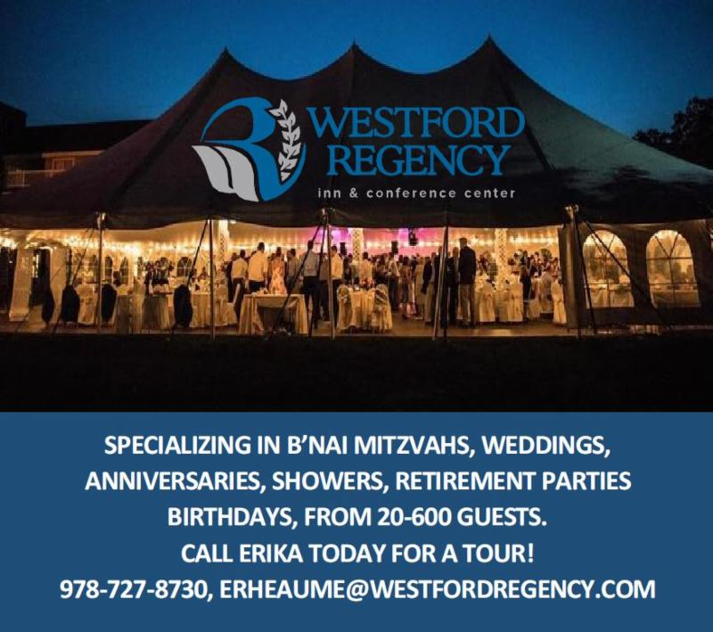 Westford Regency ad