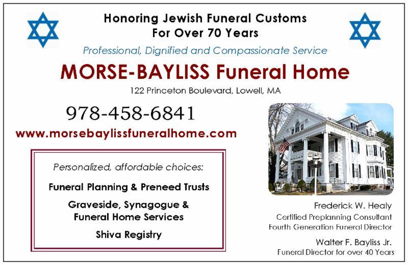 new Morse Bayliss ad