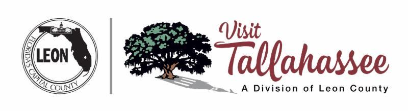 Leon County Visit Tallahassee Logo