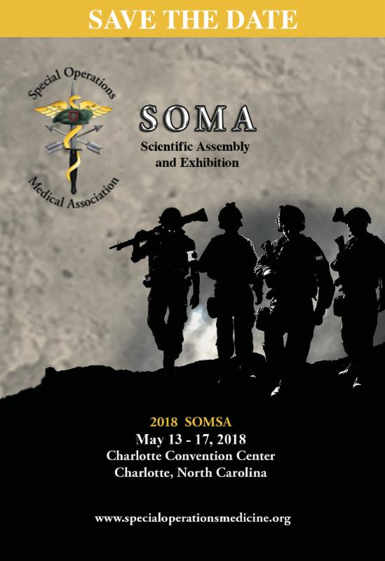 Your Journal of Special Operations Medicine Newsletter Is