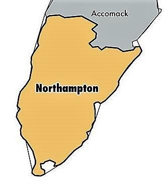 northampton image map