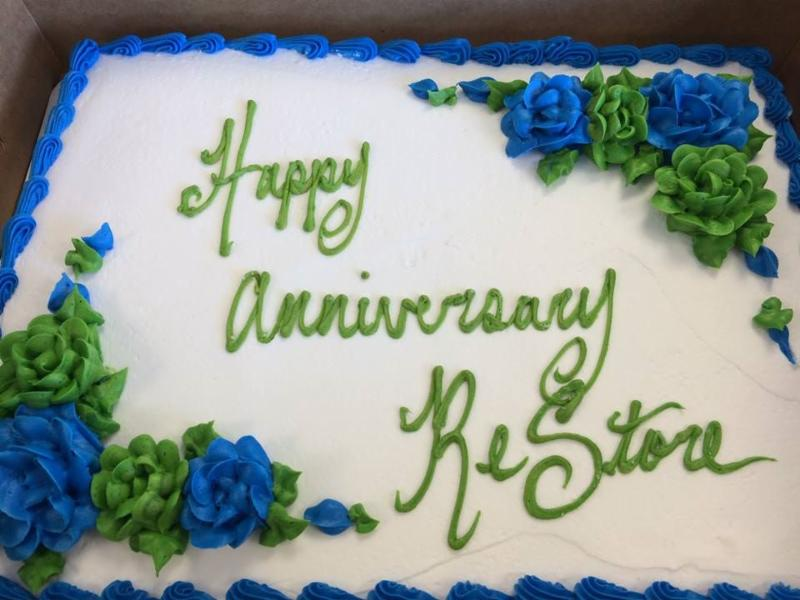 Happy Anniversary ReStore