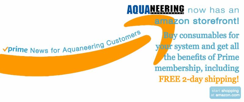 Aquaneering now has an Amazon storefront Click to start shopping at amazon.com