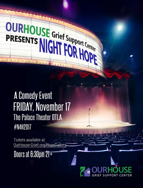 Night for Hope 2017