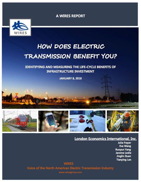 Transmission Benefits report
