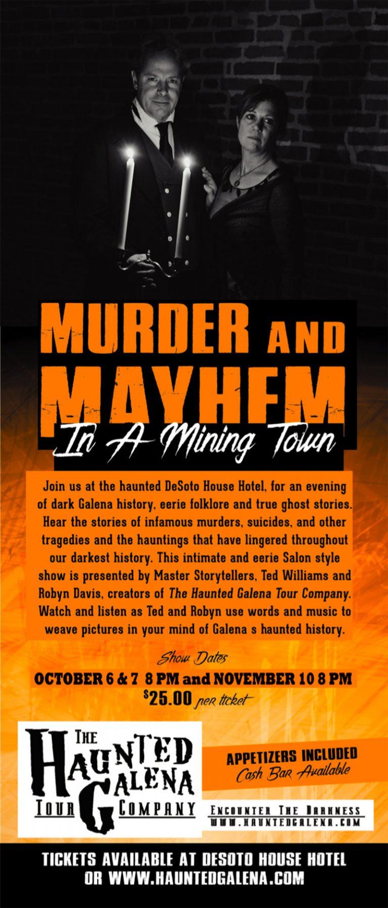 The Haunted Galena Tour Company