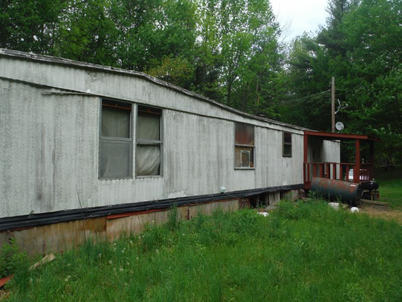 Pre-1976 manufactured home in need of replacement
