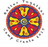 Camp Create 2017 Logo