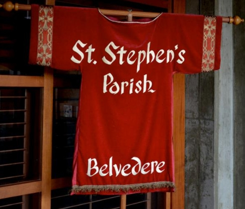 St. Stephen's Robe