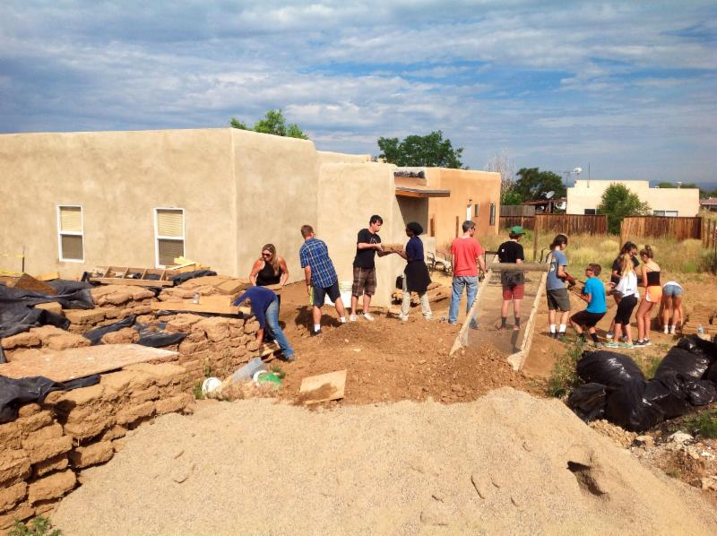 Taos Group Shot at Work
