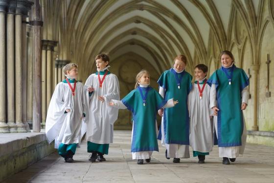 choristers Salisbury