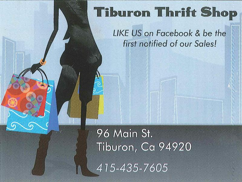 Tiburon Thrift Shop