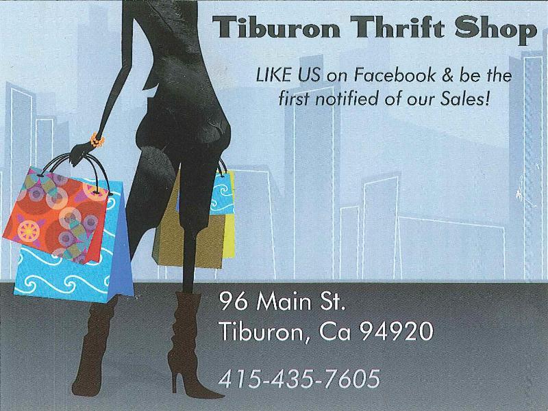 Tiburon Thrift Shop