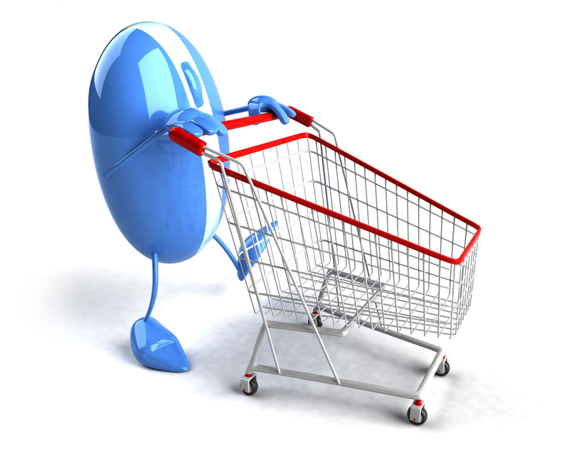 June Online Shopping Graphic