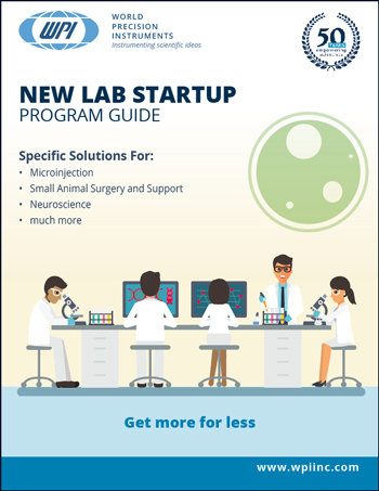 WPI's New Lab Program: sign up and save big