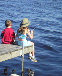 Chautauqua lake fishing