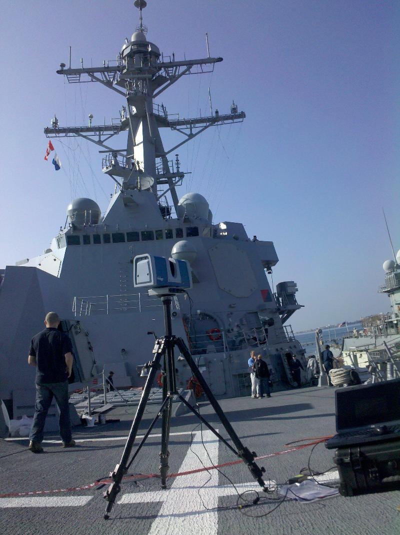 Battle Ship to scan