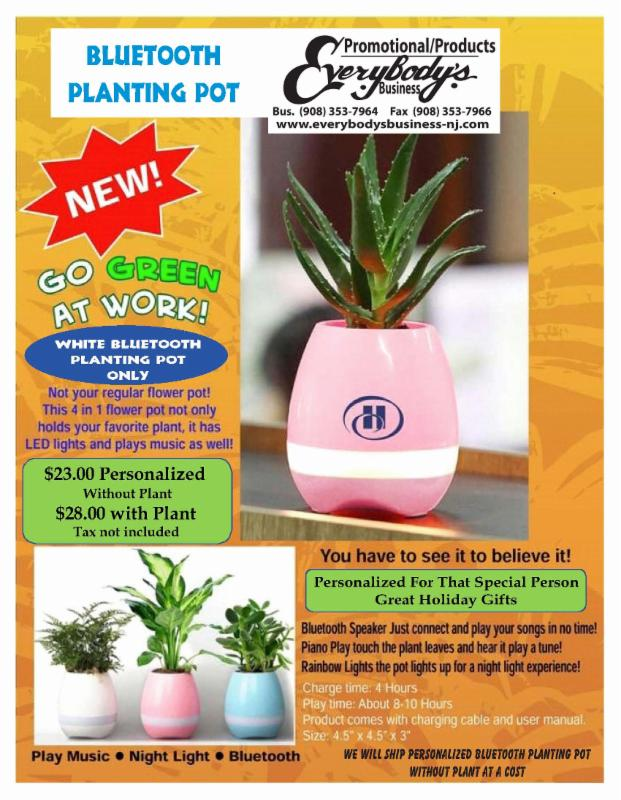 everybody's business bluetooth pot