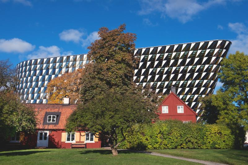 Karolinska Institutet is the best perorming Swedish University