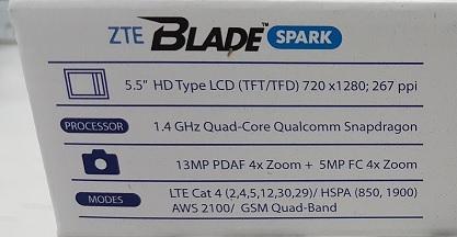 Zte Blade Z971