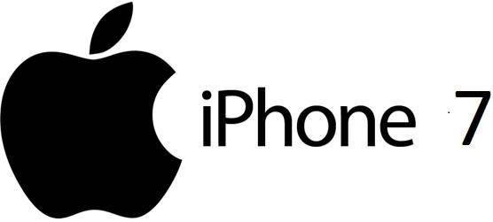 iPhone 7 logo