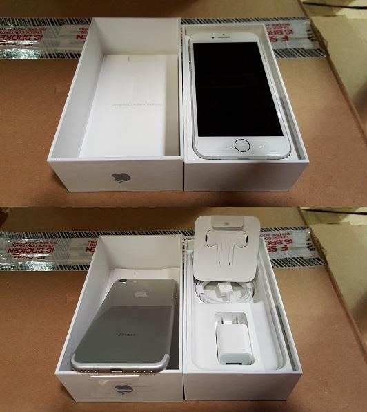 iP7 128Gb silver CPO