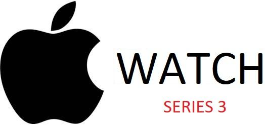 Apple WATCH S3_logo