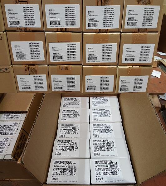 G920V master cartons