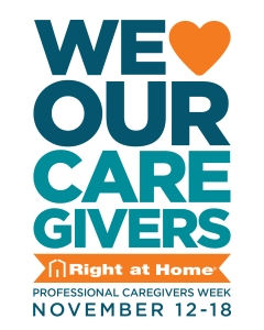 we love our caregiver logo