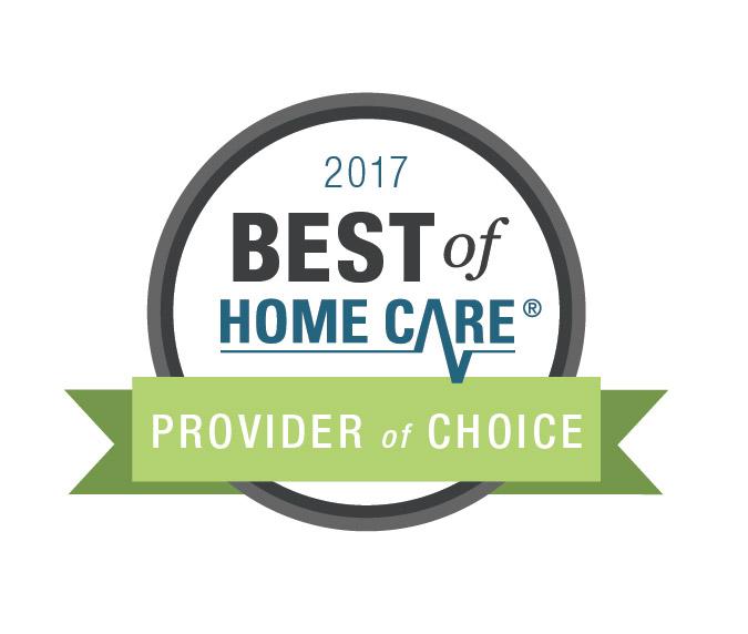 Provider of Choice award