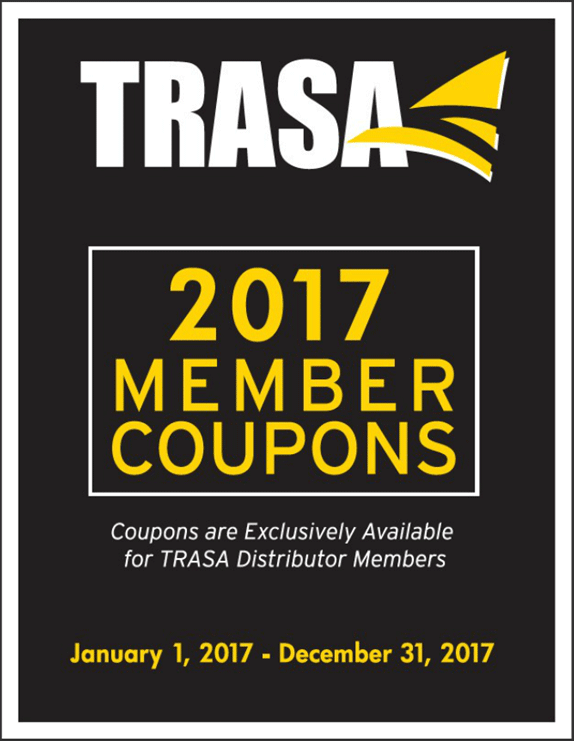 TRASA Coupon Book