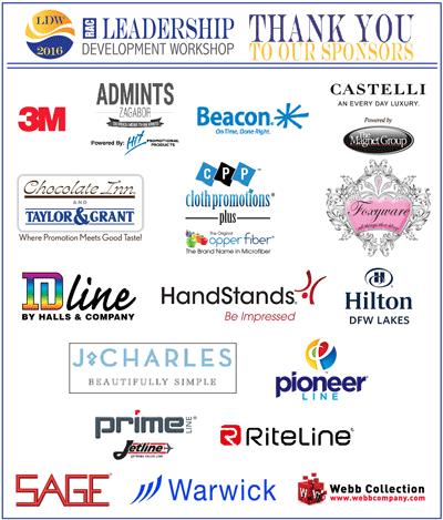 LDW 2016 Sponsors
