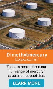 Dimethylmercury Exposure