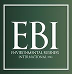 Environmental Business International Logo