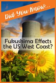 Fukushima Effects the US West Coast