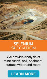 Selenium Speciation Analysis
