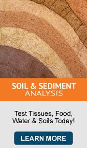 Soil and Sediment Analysis
